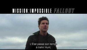 Mission: Impossible 6 Fallout - bande-annonce VOST