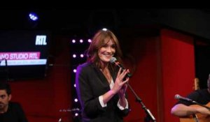 Carla Bruni - Crazy (LIVE) Le Grand Studio RTL