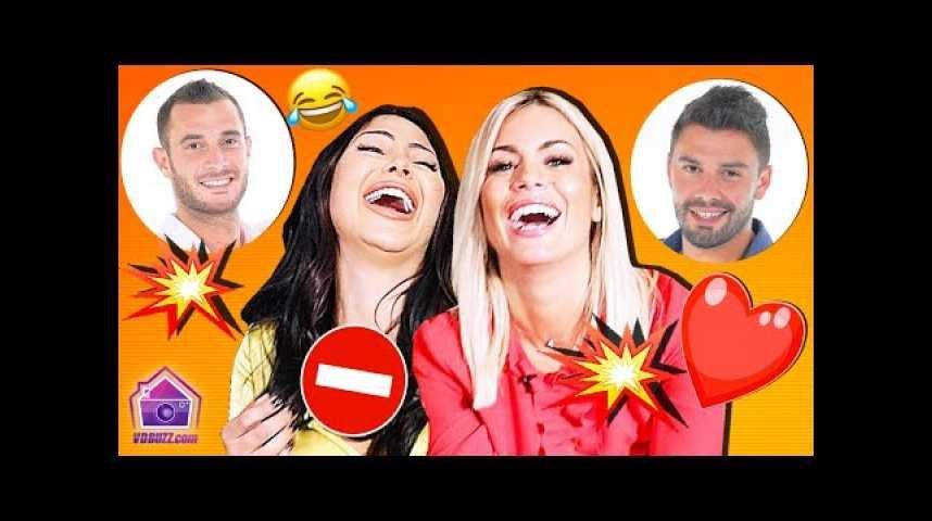 83c31ab9a8069 Maeva et Carla (LMAT) : Un mot pour Kevin Guedj, Nacca, Julien Bert...
