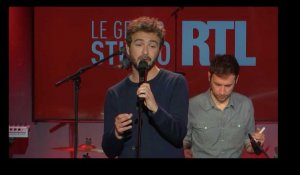 Renan Luce - On s'habitue à Tout (Live) - Le Grand Studio RTL