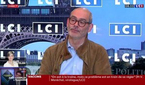 L'interview du 2 avril 2021 : Pr Vincent Maréchal, virologue