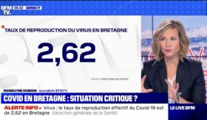 Covid en Bretagne: situation critique ? - 17/07