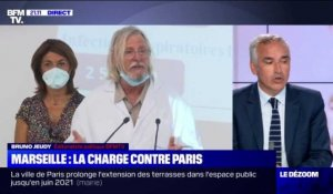 Marseille: la charge contre Paris - 27/08