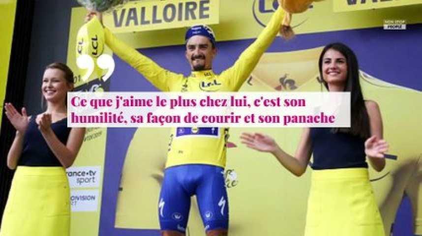 Julian Alaphilippe Les Touchantes Confidences De Sa Compagne Marion Rousse