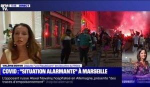 "Story 2 : ""Une situation alarmante"" à Marseille - 24/08"