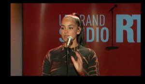 Jorja Smith - Goodbyes (Live) - Le Grand Studio RTL
