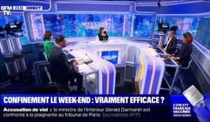 Confinement le week-end: vraiment efficace ? - 12/03