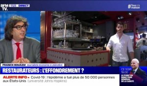 Story 1 : Restaurateurs, l'effondrement ? - 24/04