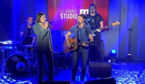 James Blunt & Léa Paci - Cold (Live) - Le Grand Studio RTL