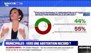 Municipales : vers une abstention record ? - 22/05