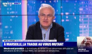 A Marseille, la traque au virus mutant - 11/01