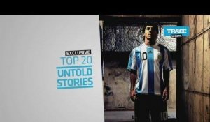 Bande-Annonce: Top 20 Untold Stories