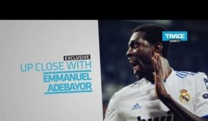 Bande-Annonce: Up Close With Emmanuel Adebayor