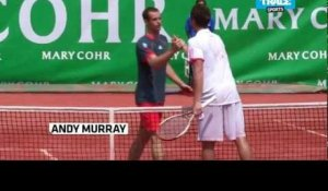 Sporty News: Les idoles d'Andy Murray