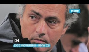 Top Money: Les voitures de José Mourinho
