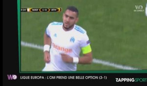 Zap Sport - 9 mars - L'OM prend une belle option en Ligue Europa (3-1)