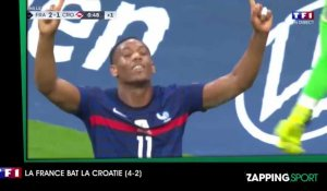 Zap Sport du 09092020 : la France bat la Croatie (4-2)