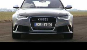 Audi RS 6 Avant - Exterior and Interior Design