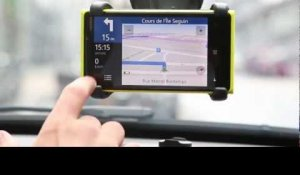 HERE Drive+ - L'application de navigation gratuite pour Nokia Lumia