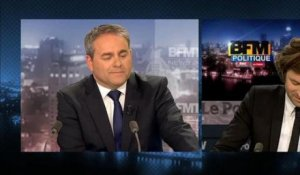 BFM Politique: l'interview du Point, Xavier Bertrand interviewé par Christophe Ono-dit-Biot - 17/03