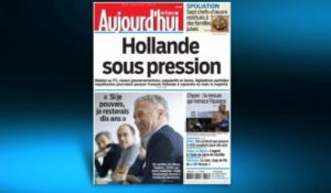 """Hollande sous pression"""