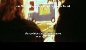 JEAN-MICHEL BASQUIAT: THE RADIANT CHILD (bande-annonce)