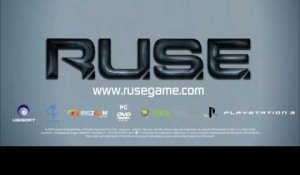 E3 '09 | Ubisoft Press Conference: R.U.S.E.