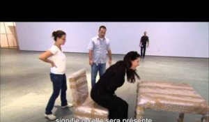 MARINA ABRAMOVIC - THE ARTIST IS PRESENT : BANDE ANNONCE OFFICIELLE VOSTF