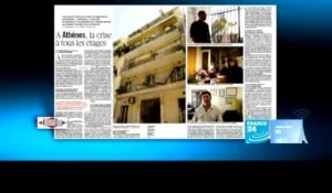 FRANCE 24 Revue de Presse - REVUE DE PRESSE NATIONALE 21/07/2011