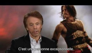 Prince of Persia - Interview - Jerry Bruckheimer