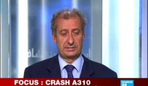 FOCUS sur le crash de l'A310