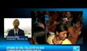 Affaire du viol collectif en Inde