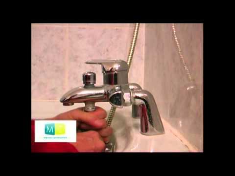 Plomberie, Problème Robinet Mitigeur Baignoire, Plumbing, Problem Bathtub  Mixer Tap