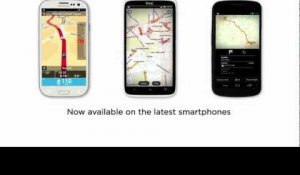 TomTom does the Robot: Now available for the latest Android smartphones