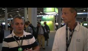 Cisco France à VMworld 2011avec le VMUG