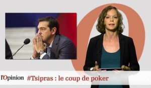#tweetclash : #Tspiras : le coup de poker