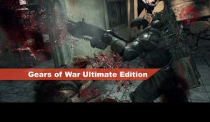 Gears of War Ultimate Edition - Quelques séquences de gameplay