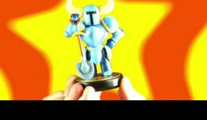 Shovel Knight - Trailer amiibo