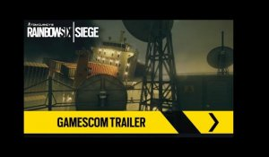 Tom Clancy's Rainbow Six Siege - Gamescom Trailer 2015 [AUT]