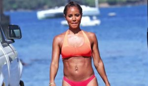 Jada Pinkett Smith est active en bikini à Hawaï