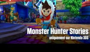Monster Hunter Stories - Bande-annonce (JP)