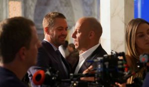 Vin Diesel rend hommage à Paul Walker aux People's Choice Awards