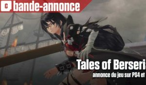 Tales of Berseria - Bande-annonce