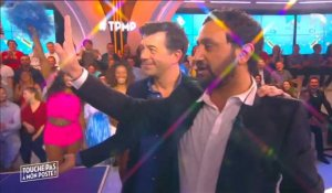 Cyril Hanouna perd son match de ping-pong contre Stéphane Plaza