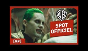 Suicide Squad - Spot Officiel (VF) - Jared Leto / Margot Robbie / Will Smith