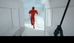 Superhot - Gameplay