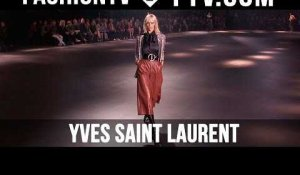 Yves Saint Laurent F/W 16-17 Runway Show in Los Angeles | FTV.com
