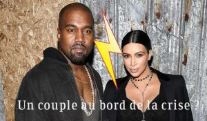 Kim Kardashian ne supporte plus Kanye West