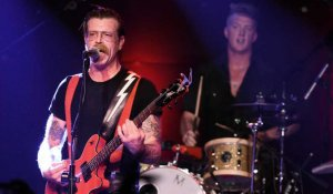 Les Eagles of Death Metal font leur grand retour à Paris