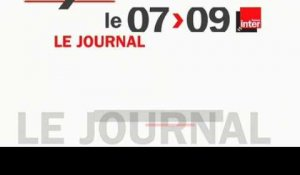 Le journal de 8h00 du 23 mai 2016 - Marc Fauvelle